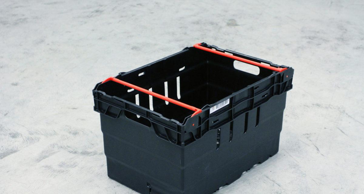 NLP Plastic crate 360