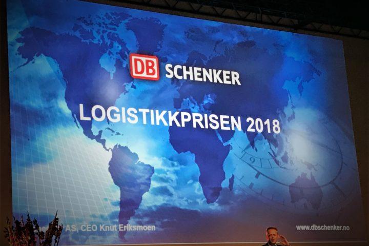 Norsk Lastbærer Pool AS vinner av Logistikkprisen 2018