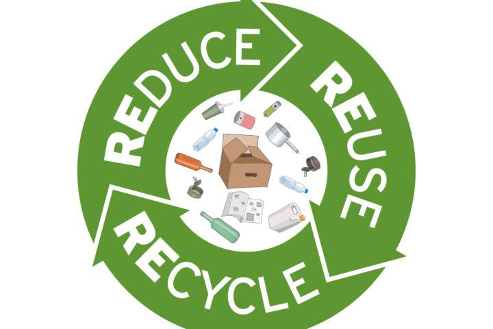 Gjenbruk før gjenvinning med avfall