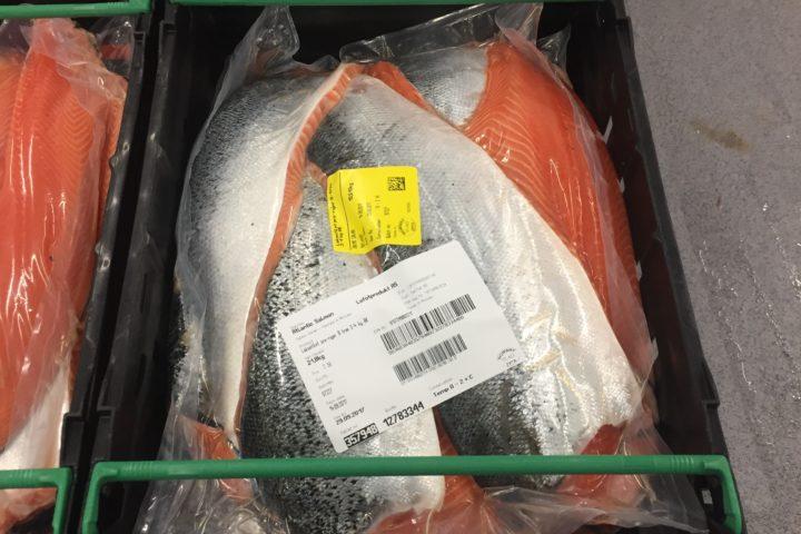 Emballasje i sjømatnæringen